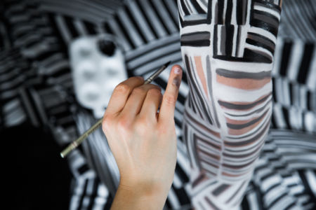 Margot Dumas Artiste Maquilleuse Body Painting (4)