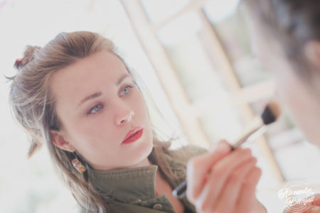 Margot Dumas Artiste Maquilleuse shooting inspiration mariage 06