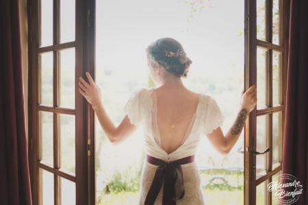Margot Dumas Artiste Maquilleuse shooting inspiration mariage 25