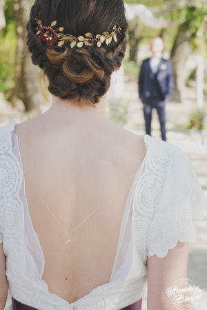 Margot Dumas Artiste Maquilleuse shooting inspiration mariage 35