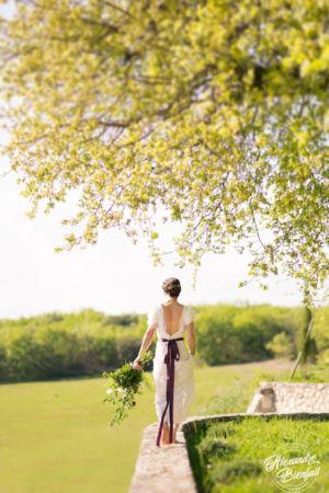 Margot Dumas Artiste Maquilleuse shooting inspiration mariage 41