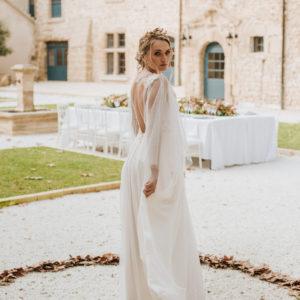 Margot Dumas, Artiste Maquilleuse shooting inpiration mariage