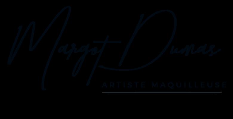 Margot Dumas Artiste Maquilleuse signature